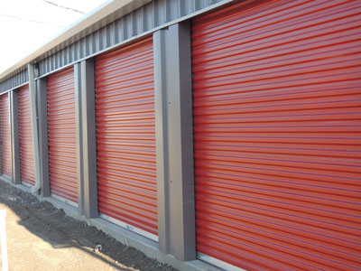 Commercial Self Storage Doors And Mini Storage Roll Up Doors